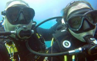 Bautismo de Submarinismo en Cadiz Tarifa