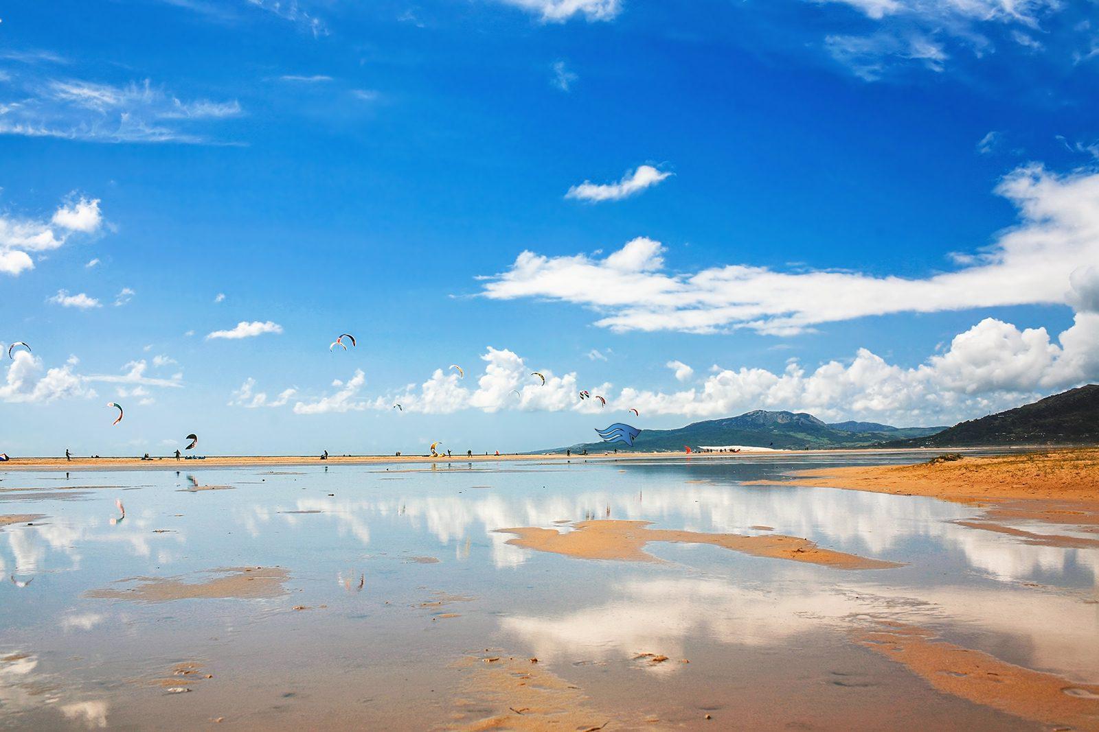 Actividades de playa en Valdevaqueros Tarifa Cadiz